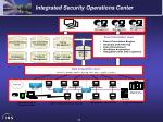 integrated security operations center32