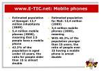 www e tic net mobile phones