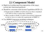 2 1 component model