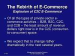 the rebirth of e commerce explosion of c2c e commerce
