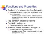 functions and properties2