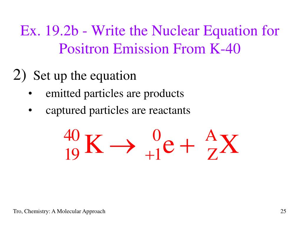 ppt  chapter 19 radioactivity and nuclear chemistry