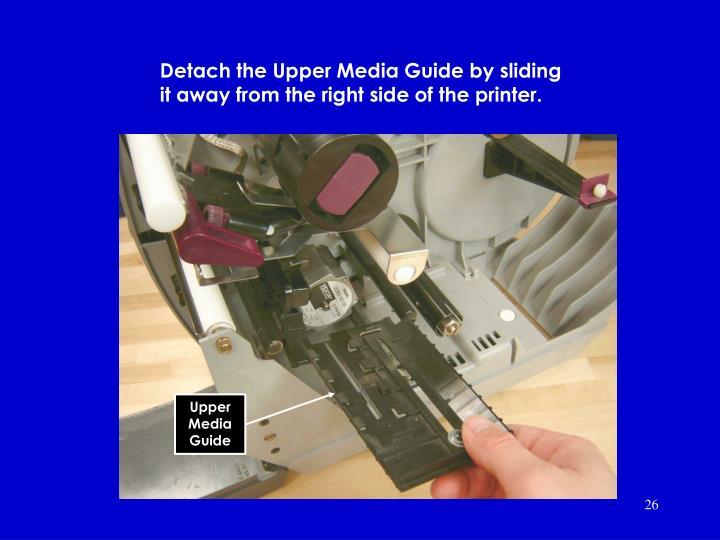 Media sensor assembly