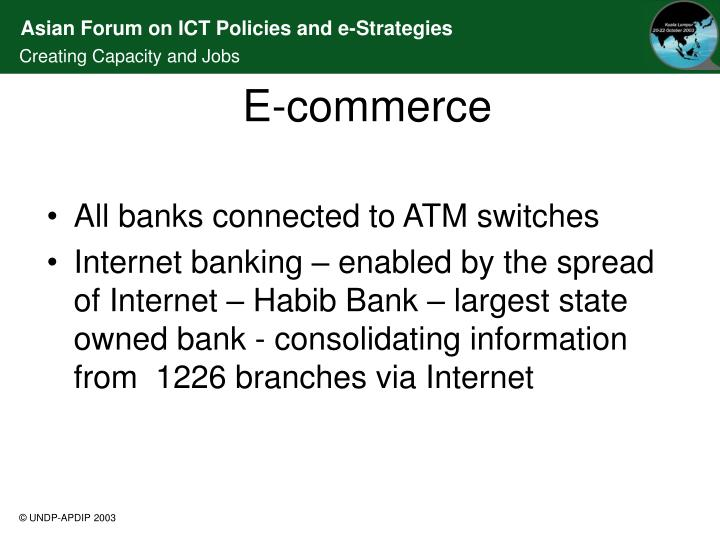 All banks connected to ATM switches