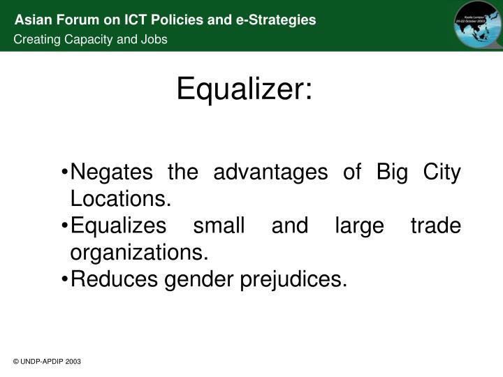 Equalizer: