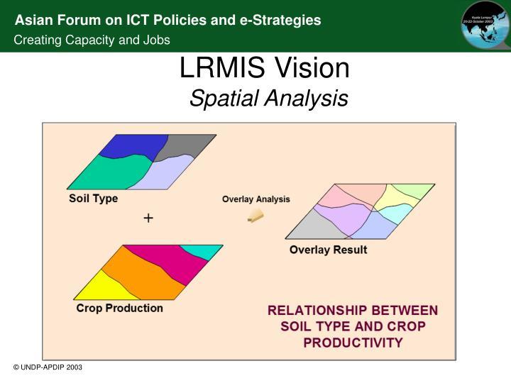 LRMIS Vision