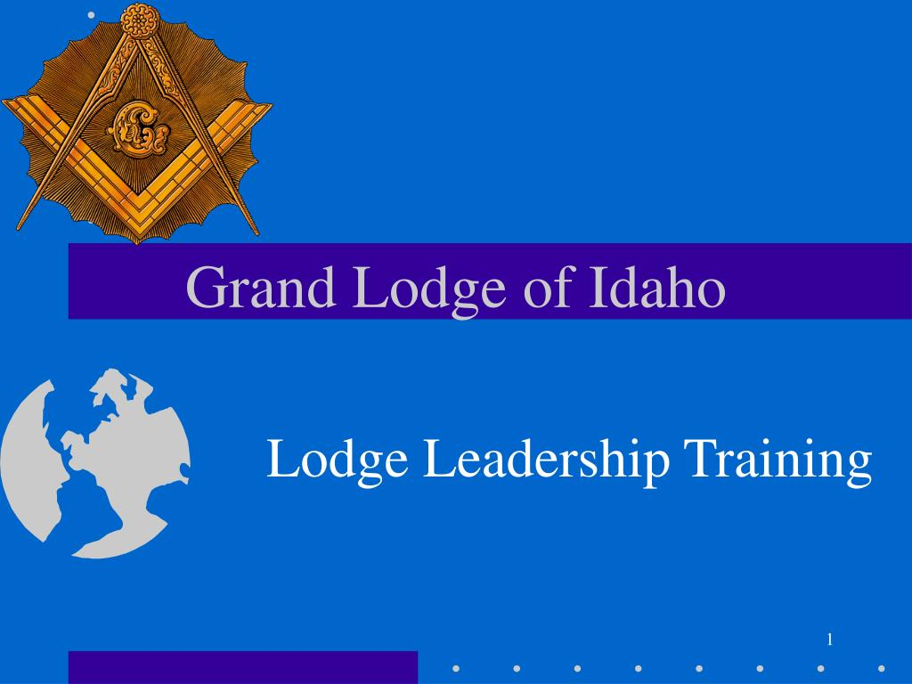 grand lodge of idaho l.