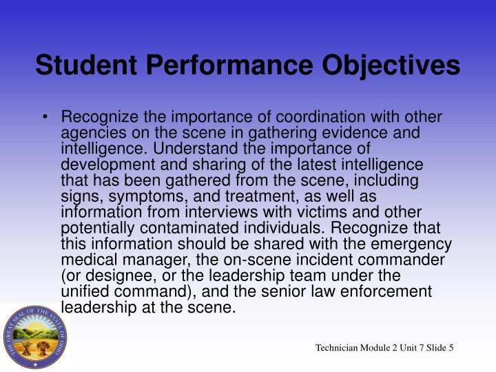 five performance objectives After defining its corporate strategy, a company will identify the relevant operational performance objectives to measure and configure the environment, to enable the objectives to be accomplished.