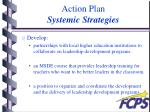 action plan systemic strategies19