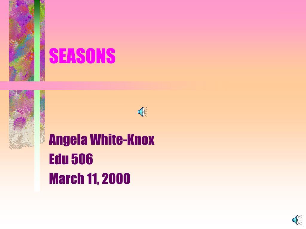 seasons l.