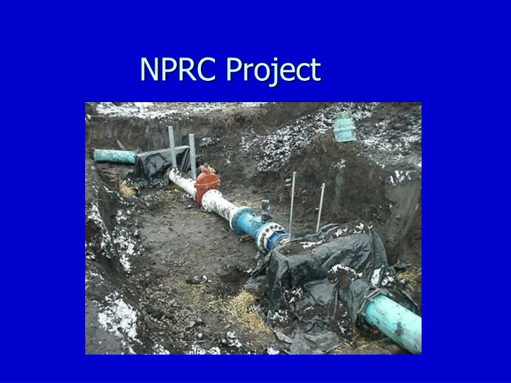NPRC Project