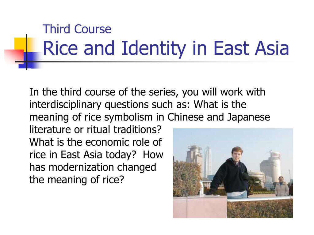 Third Course