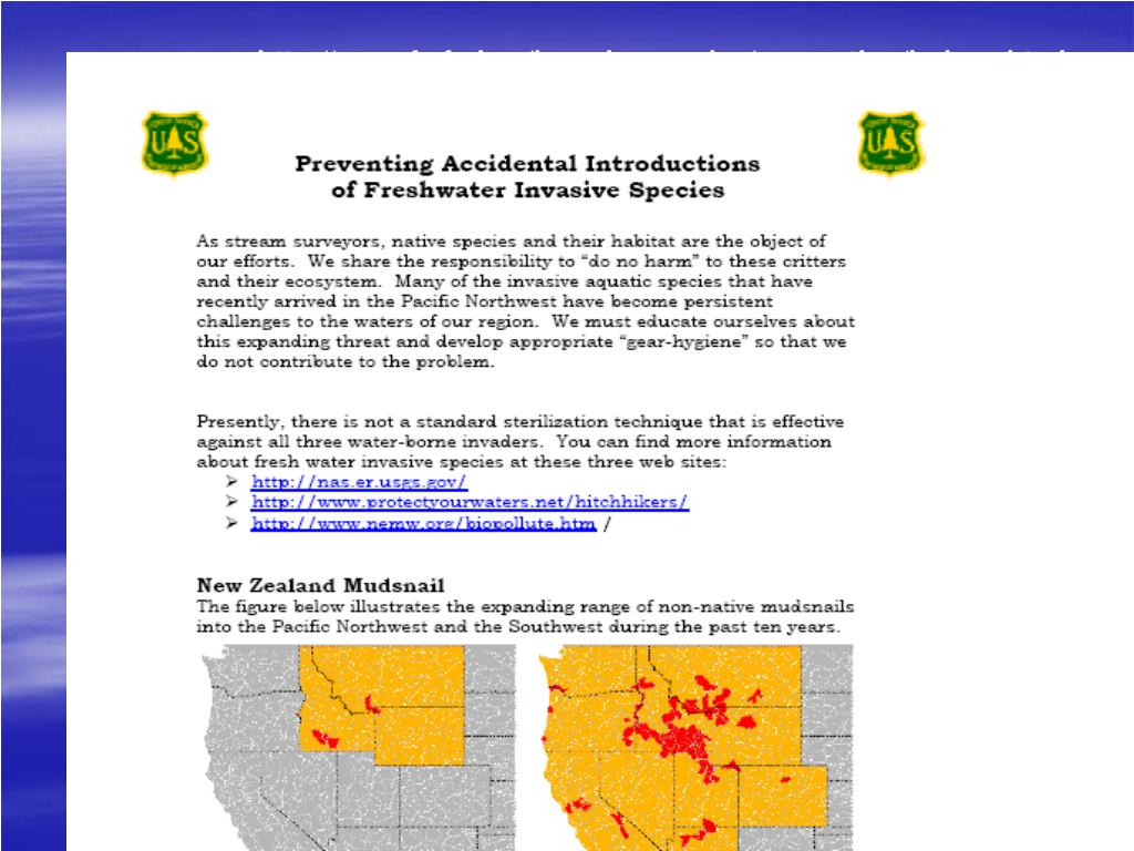 http://www.fs.fed.us/invasivespecies/prevention/index.shtml