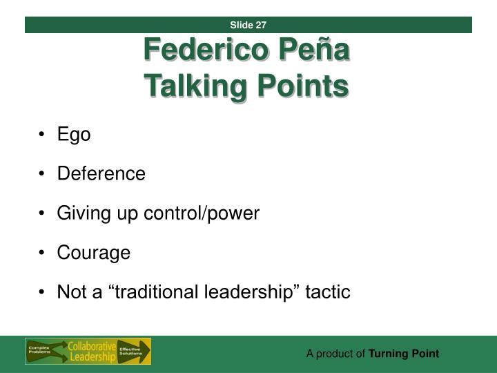 Federico Pe