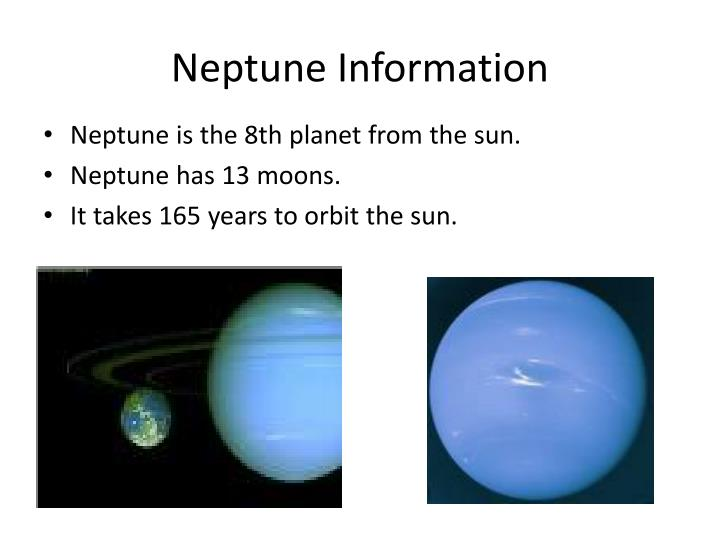 how has information bout neptune been gatheres essay Neptune is tightly integrated with the unmanned systems but it has been designed to integrate with any system in order to be able to integrate the target system must be capable of carrying a payload computer and it must share information with the neptune processor.