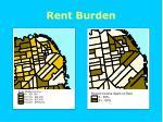 rent burden