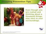 shopping prevention tips1