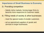 importance of small business to economy9