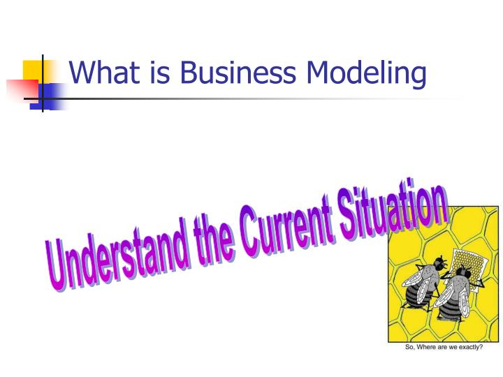What is business modeling