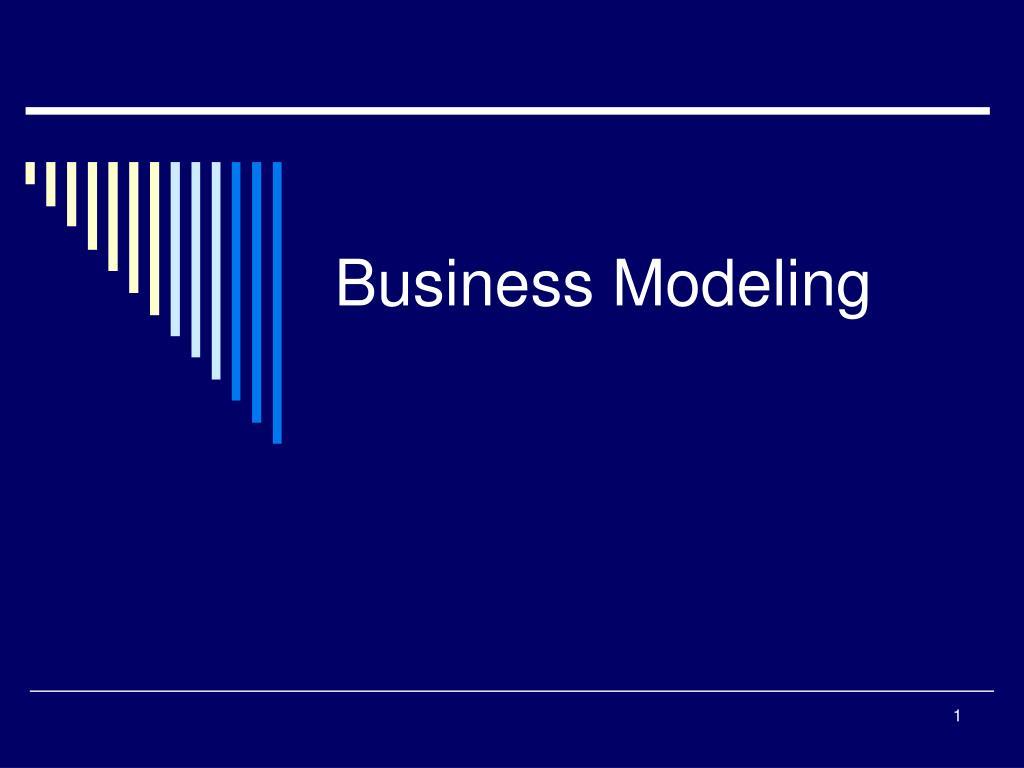 business modeling l.