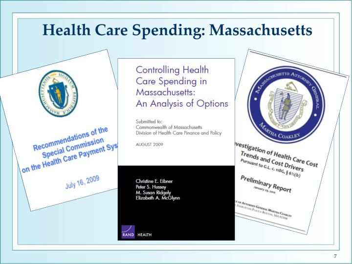the cost of health care presentation Delivery of healthcare improvements in patient outcomes with reduced costs  introduction of incentives and penalties to effectuate desired migration from a fee .