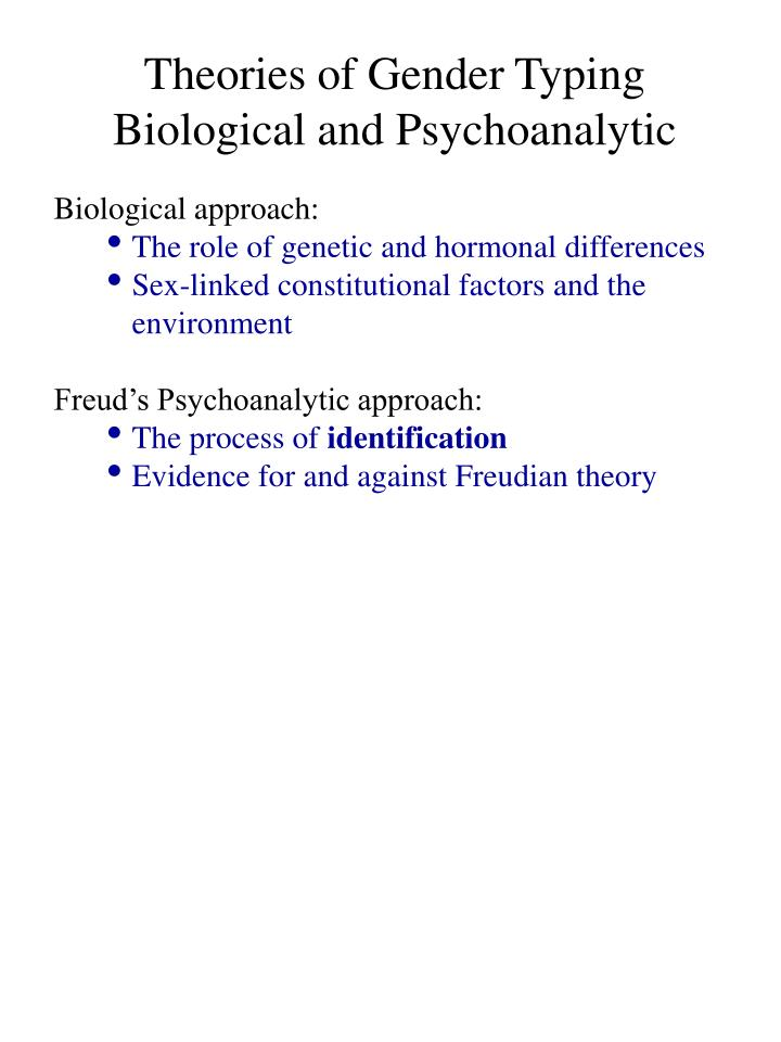 social cognitive theory of gender development Development of gender identity and sexuality cuts across physical, cognitive,  social, and emotional developmental dimensions however, just.