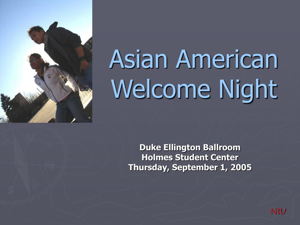 asian american welcome night l.