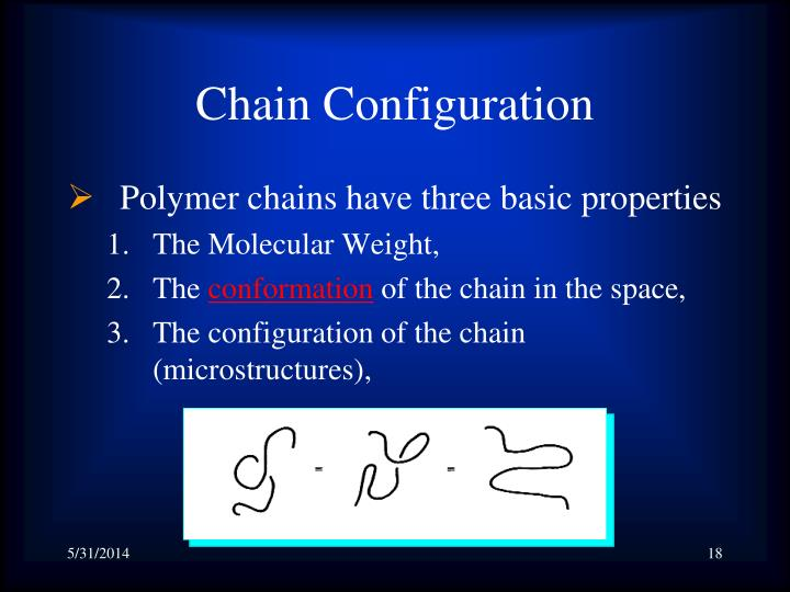 Chain Configuration