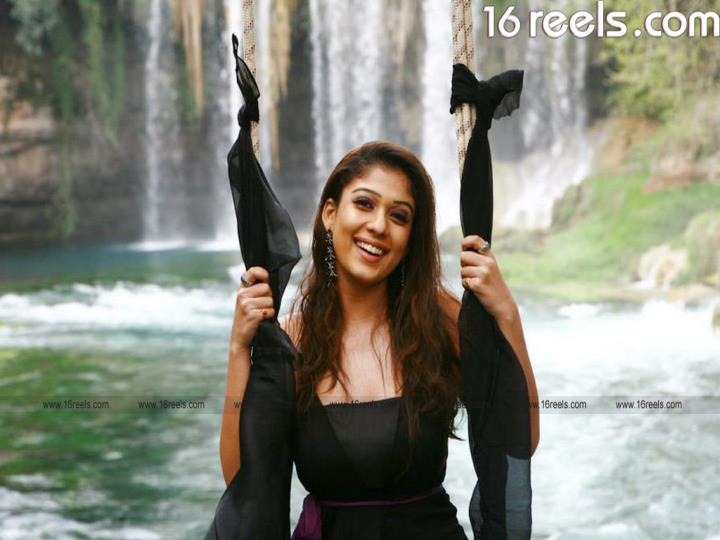 Nayanatara south indian actress