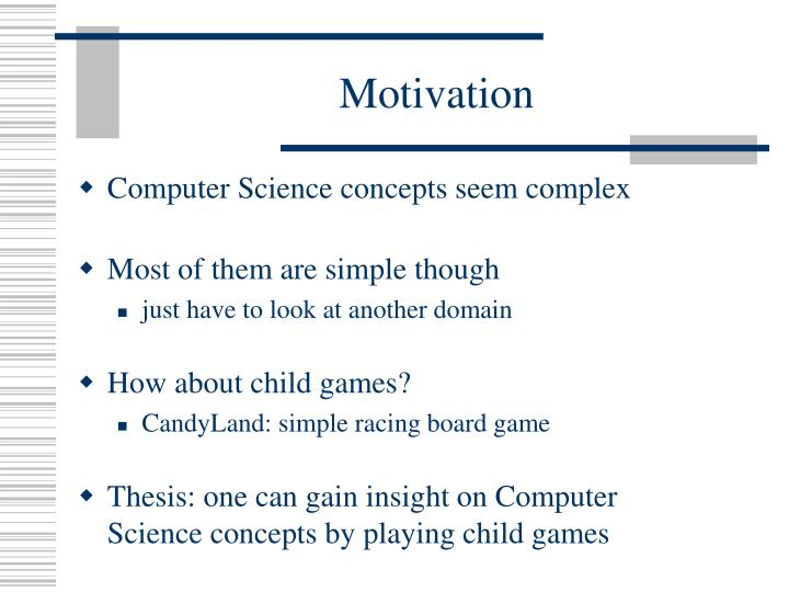 Ppt Hidden Computer Science Concepts In Candyland Powerpoint