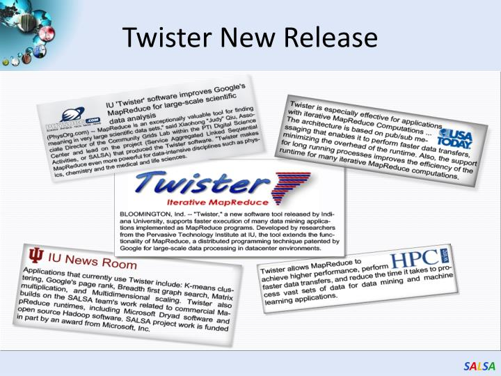 Twister New Release