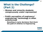 what is the challenge part 2