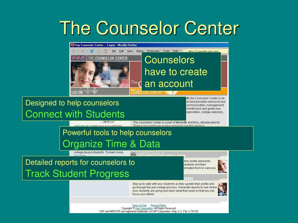 The Counselor Center