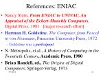references eniac