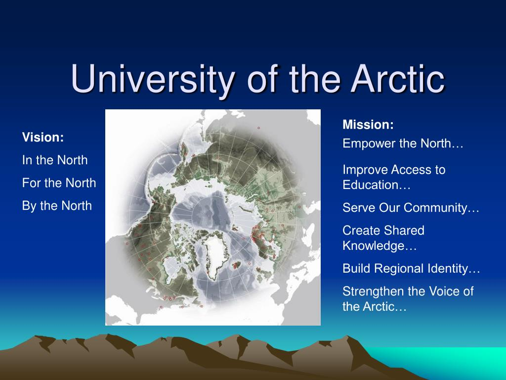 university of the arctic l.