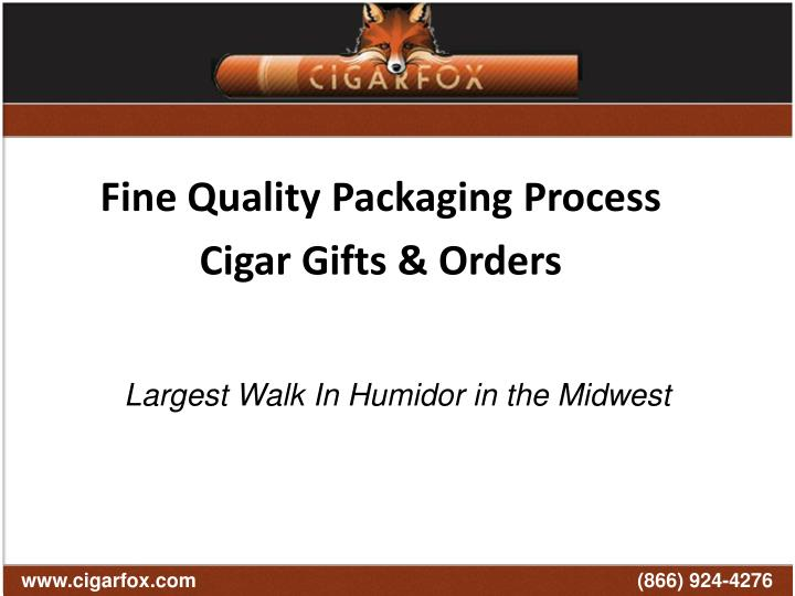 largest walk in humidor in the midwest n.