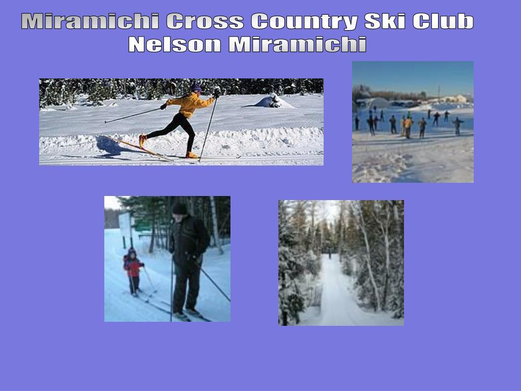Miramichi Cross Country Ski Club