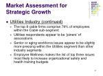 market assessment for strategic growth31