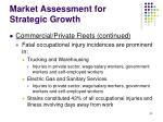 market assessment for strategic growth33