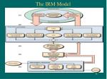 the irm model