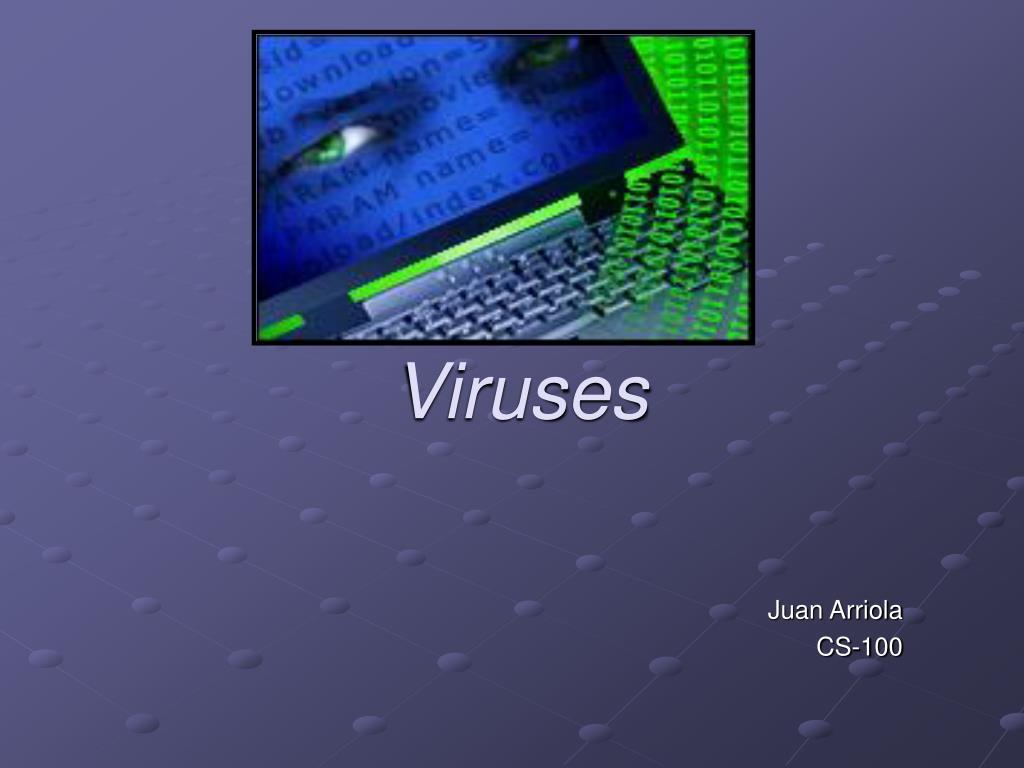 viruses l.