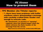 pc viruses how to prevent them26