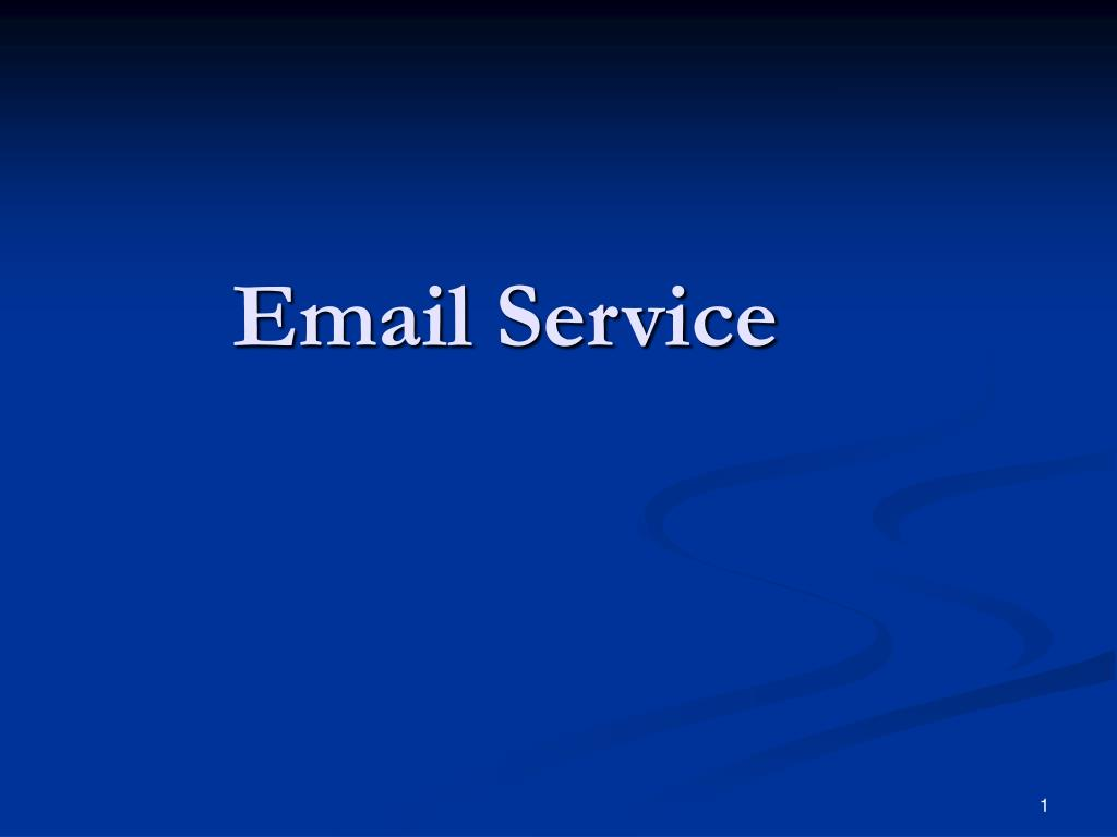 email service l.