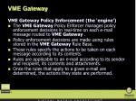 vme gateway