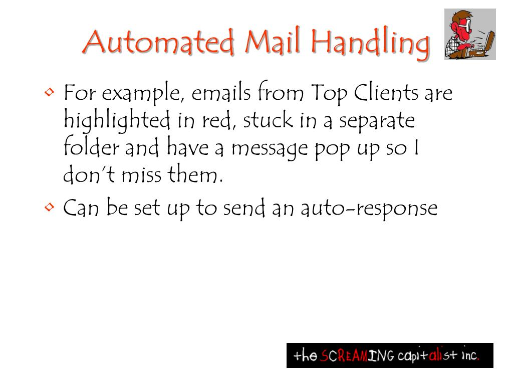 Automated Mail Handling