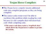 trojan horse compilers