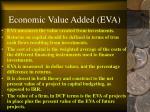 economic value added eva