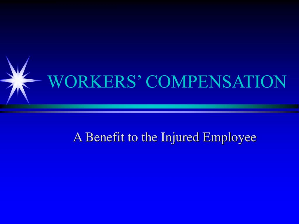 workers compensation l.