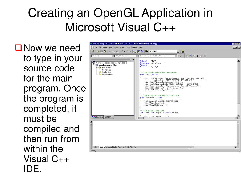 PPT - OpenGL PowerPoint Presentation - ID:482067