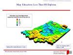 map education less than hs diploma13